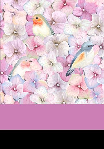 CSAC00 浪漫花鳥 原創館 創感品味